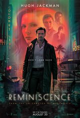 Reminiscence Movie Poster Movie Poster