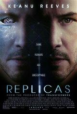 Replicas (v.o.a.) Affiche de film
