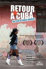 Retour à Cuba (v.o. esp. s.-t.f.) Affiche de film