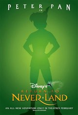 Return To Never Land Movie Poster Movie Poster