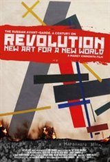Revolution - New Art for a New World Movie Poster