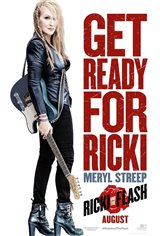 Ricki and the Flash Movie Poster Movie Poster