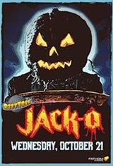 RiffTrax: Jack-O Affiche de film