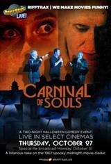 RiffTrax Live: Carnival of Souls Movie Poster