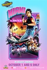RiffTrax Live: Miami Connection Movie Poster