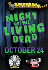 RiffTrax Live: Night of the Living Dead Movie Poster
