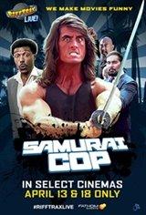 RiffTrax Live: Samurai Cop Movie Poster
