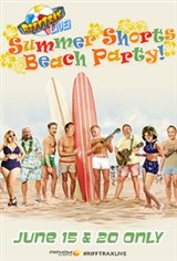 RiffTrax Live: Summer Shorts Beach Party! Movie Poster