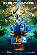 Rio 2 Movie Poster Movie Poster