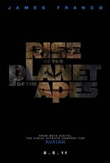 Rise of the Planet of the Apes Movie Poster Movie Poster