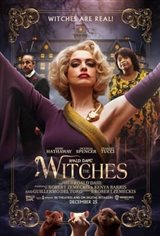 Roald Dahl's The Witches Movie Poster