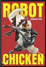 Robot Chicken: Season Five Movie Poster