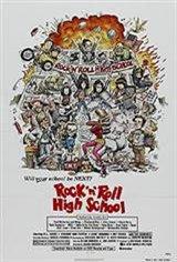 Rock 'n' Roll High School Movie Poster
