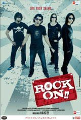 Rock On!! Movie Poster