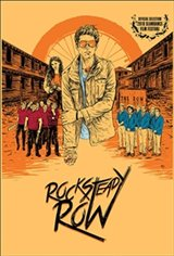 Rock Steady Row Movie Poster