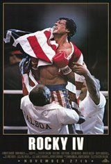 Rocky IV Large Poster