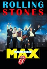Rolling Stones at the Max Movie Poster