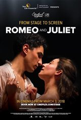 Romeo and Juliet - Stratford Festival HD Affiche de film