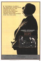 Rope Movie Poster