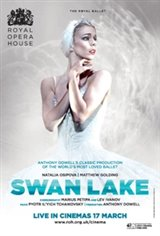 Royal Ballet: Swan Lake ENCORE Movie Poster