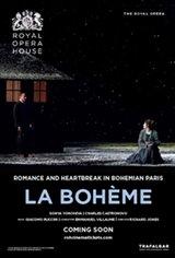 Royal Opera House: La Boheme Movie Poster