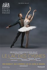 Royal Opera House : Le lac des cygnes Affiche de film