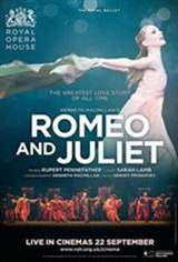 Royal Opera House's Romeo and Juliet Movie Poster