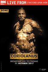 Royal Shakespeare Company: Coriolanus Movie Poster