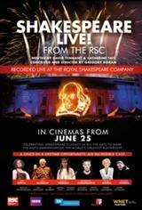 Royal Shakespeare Company: Shakespeare Live! Movie Poster