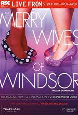 Royal Shakespeare Company: The Merry Wives of Windsor Affiche de film