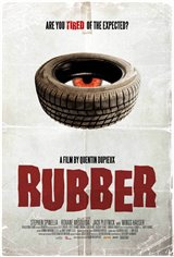 Rubber Movie Poster Movie Poster