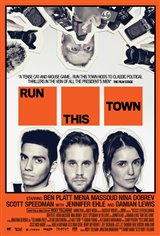 Run This Town Movie Poster