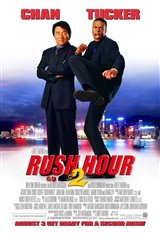 Rush Hour 2 Movie Poster