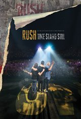 Rush: Time Stand Still Movie Poster