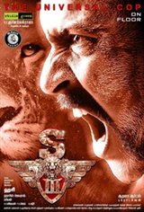 S3 the Movie (Singam 3) Movie Poster