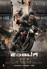 Saaho: The IMAX Experience (Hindi w/English Subtitles) Large Poster