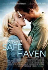 Safe Haven  Large Poster