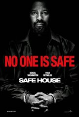Safe House Movie Poster Movie Poster