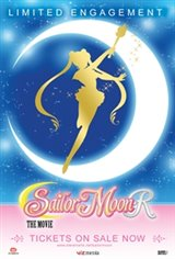 Sailor Moon R the Movie Movie Poster
