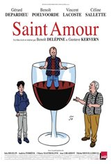 Saint Amour Affiche de film