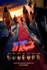 Sale temps à l'Hôtel El Royale Affiche de film