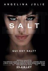 Salt (v.f.) Movie Poster
