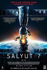 Salyut 7 (v.o.s.-t.f.) Affiche de film