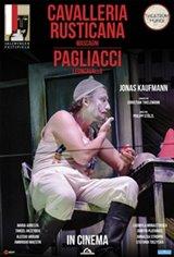 Salzburg Easter Festival: Cavalleria Rusticana/Pagliacci Movie Poster