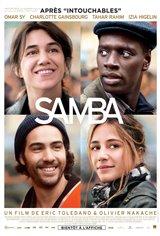 Samba (v.o.f.) Affiche de film