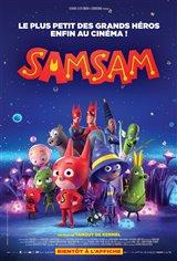 SamSam (v.o.f.) Affiche de film