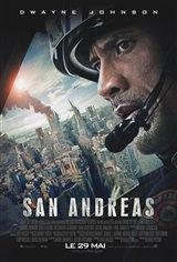 San Andreas (v.f.) Affiche de film