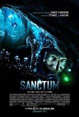 Sanctum 3D Movie Poster