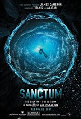 Sanctum: An IMAX 3D Experience Movie Poster