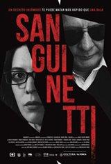 Sanguinetti Affiche de film